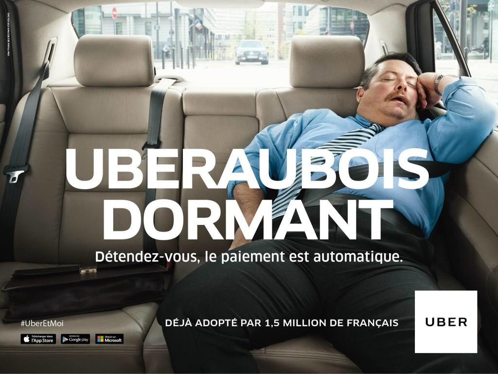 Campagne Uber