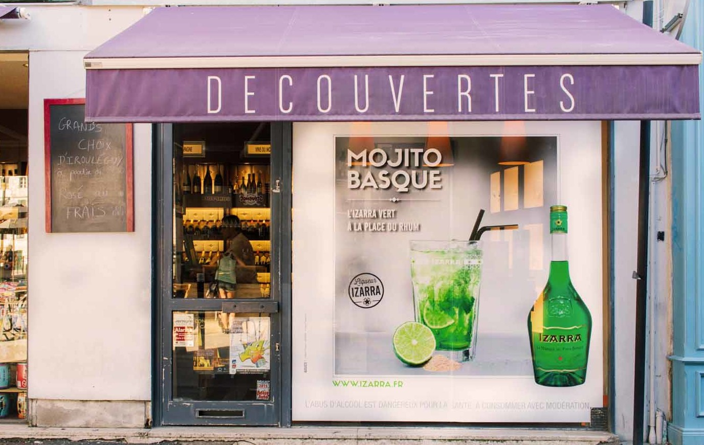Campagne Izarra chez Vignobles et Découvertes - Bayonne