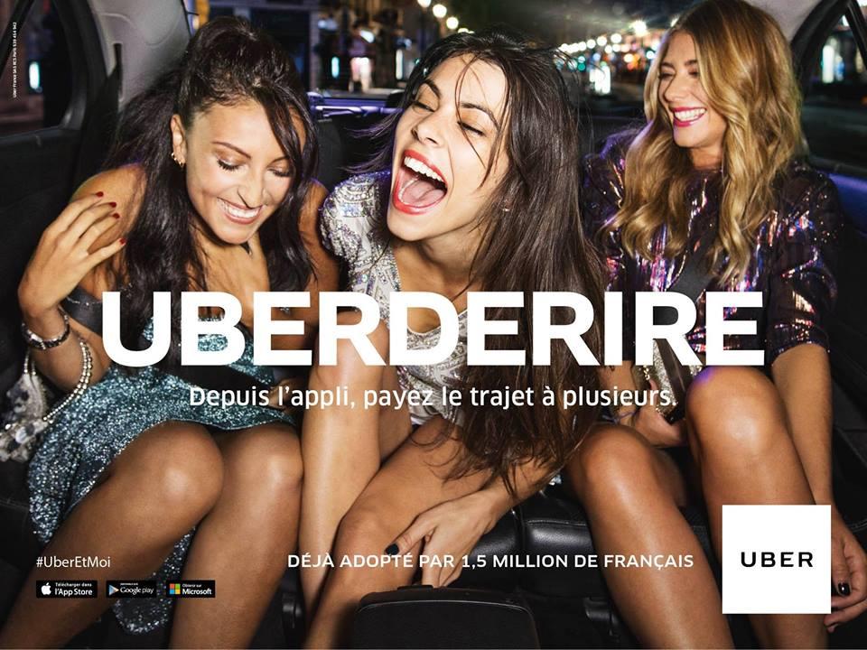 Uber campagne france 1