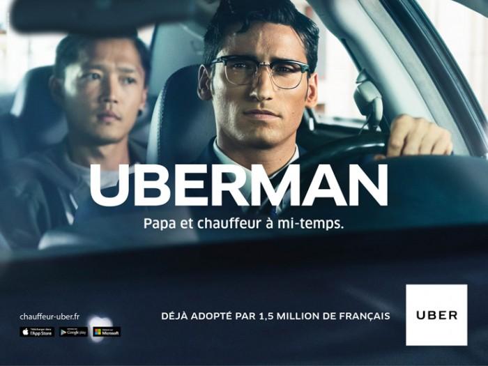 Uber Campagne France 5