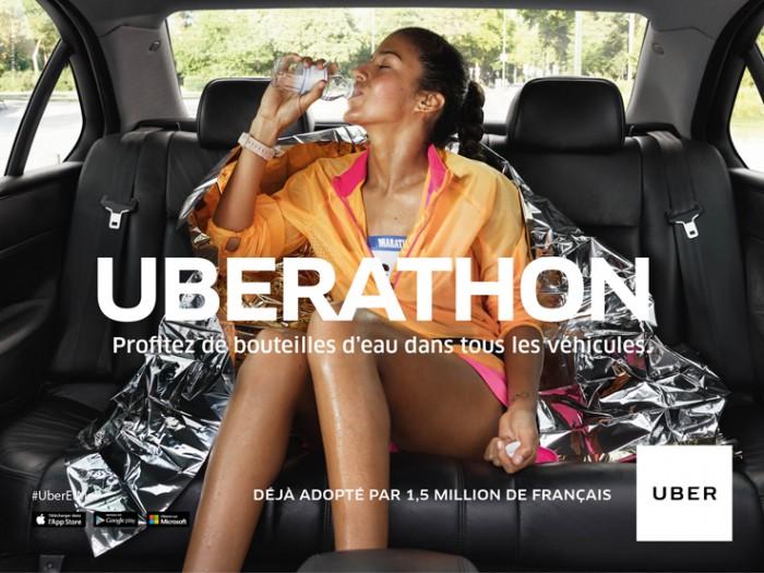 Uber Campagne France 3