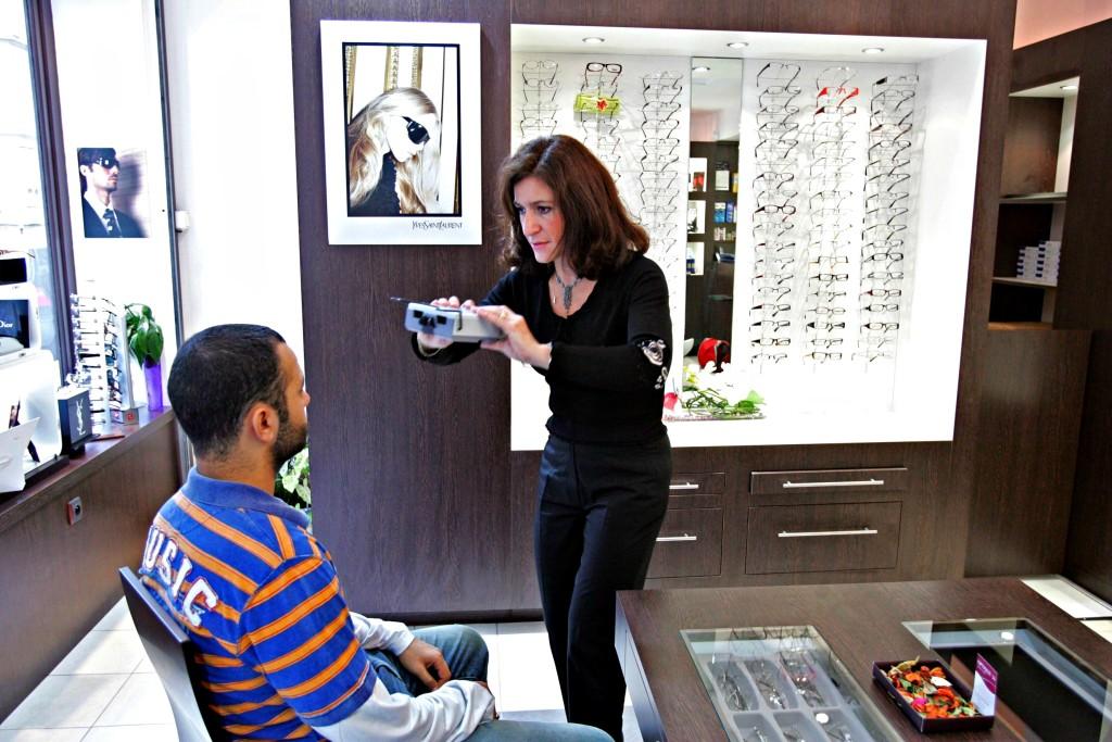 8e4c022404206a Rencontre avec Michèle et Marc Cohen, opticiens parisiens - Optique 26