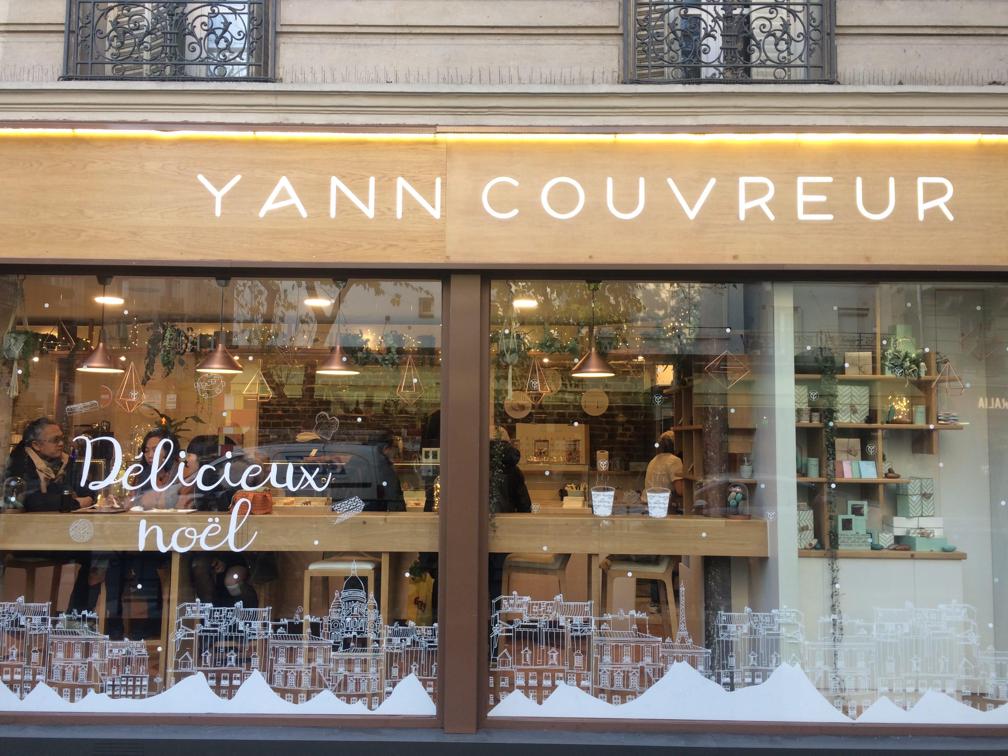 Vitrines chez Yann Couvreur par Ma Petite Vitrine