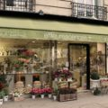 Eperdument Fleurs Paris - Message in a window