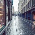 Merchandising du point de vente - Claudine Blanckaert - Message In A Window
