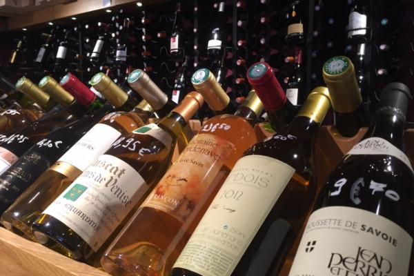 cave a vin janze