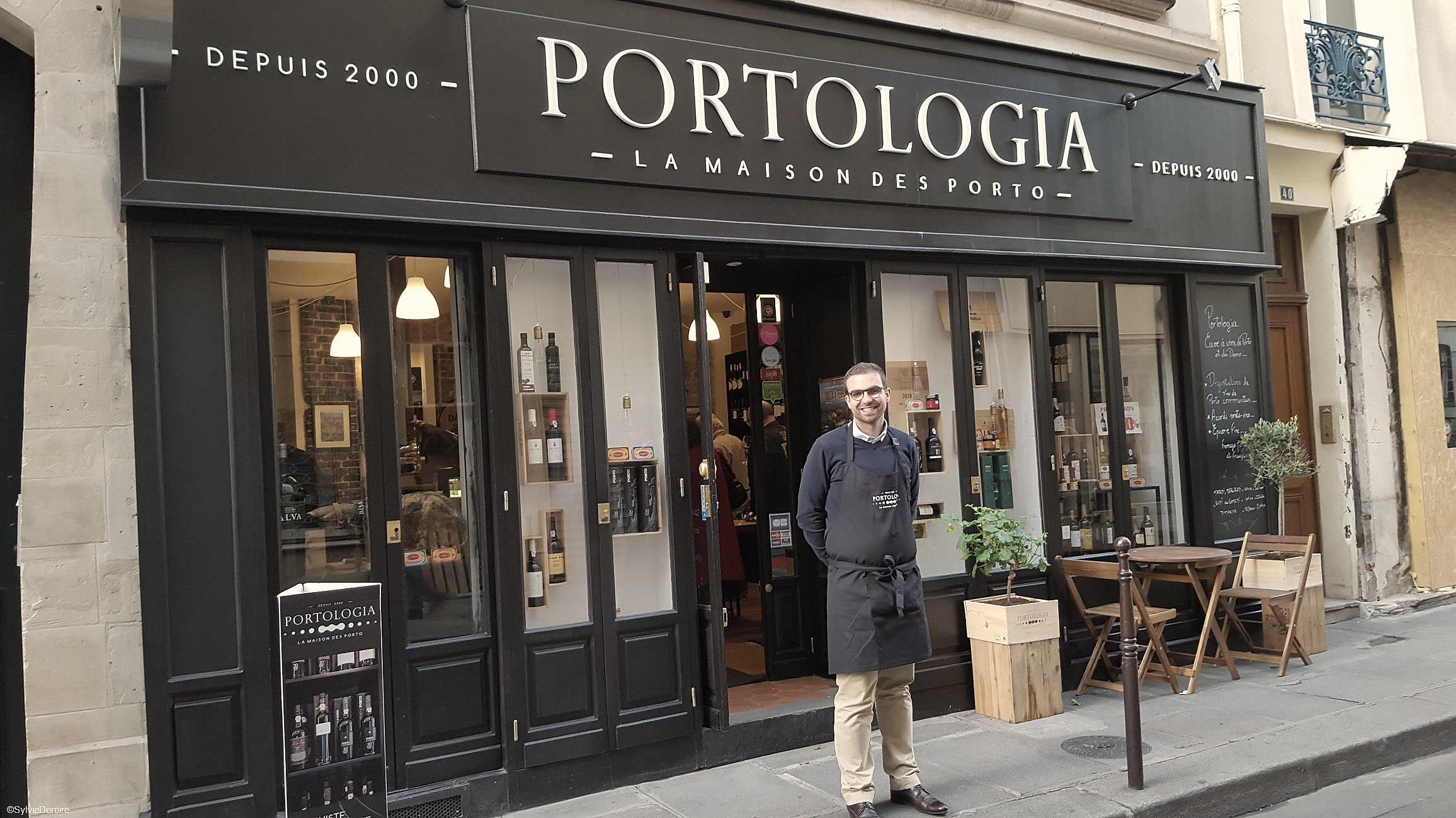 Portologia - Paris