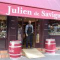 ulien de Savignac - Paris - Message In A Window