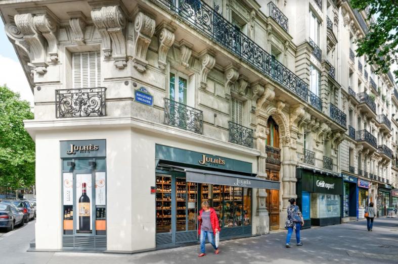 Campagne Ducru-Beaucaillou - Julhès - Paris