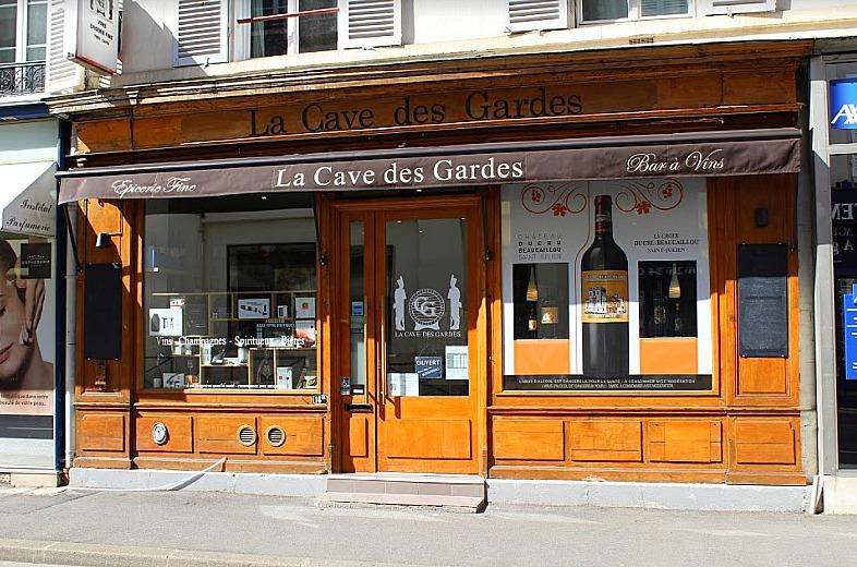 Campagne Ducru-Beaucaillou - La Cave des Gardes - Meudon