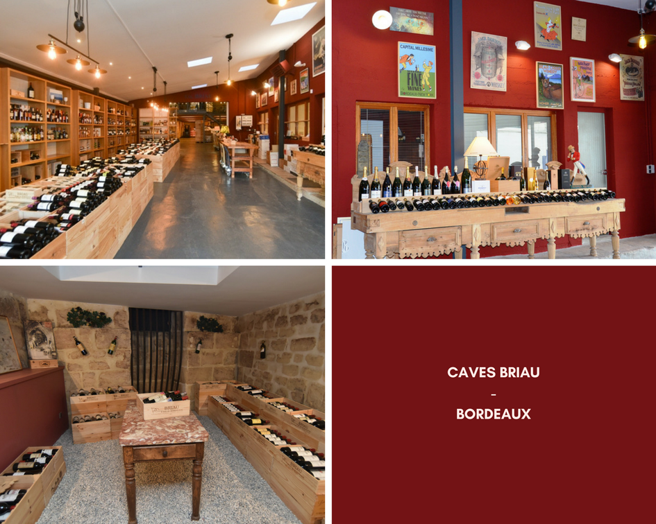Cave Briau - Bordeaux