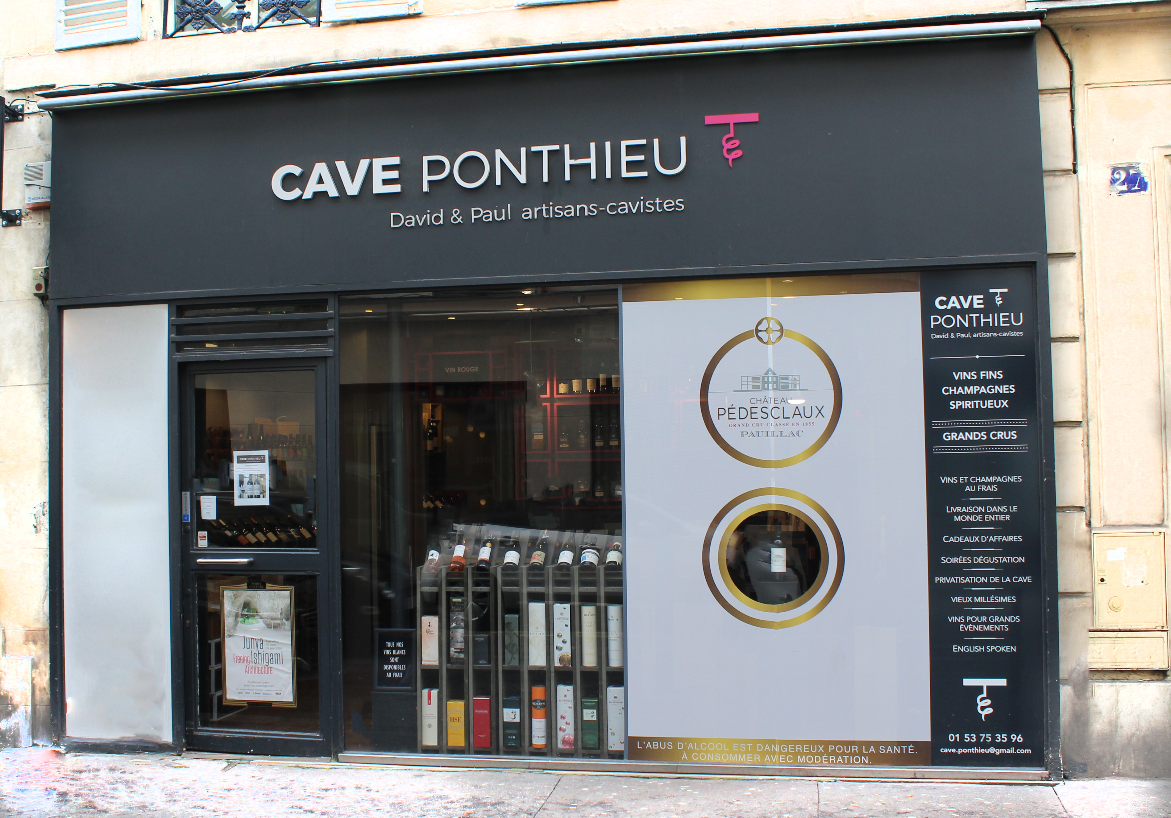 la cave Ponthieu campagne pédesclaux