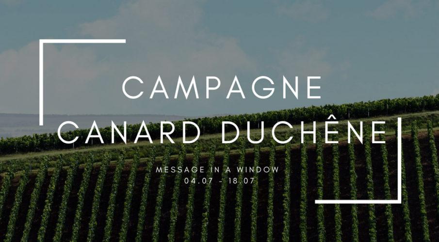 Campagne de communication Canard-Duchêne