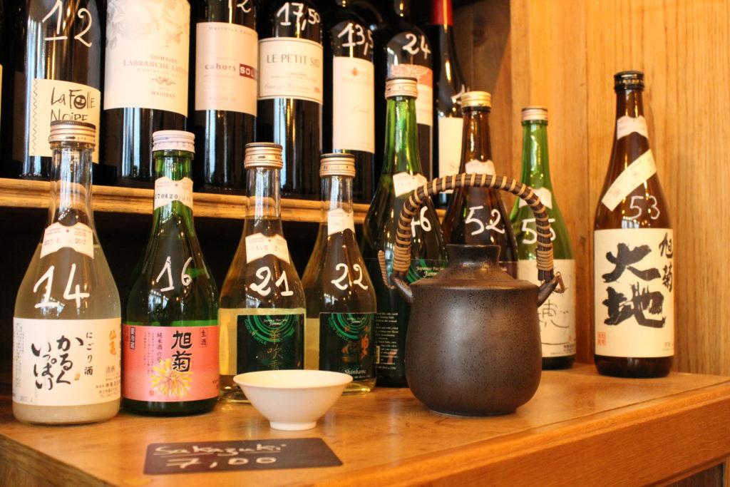 Les sakés junmai