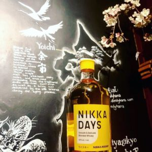 Nikka Days, orient & occident