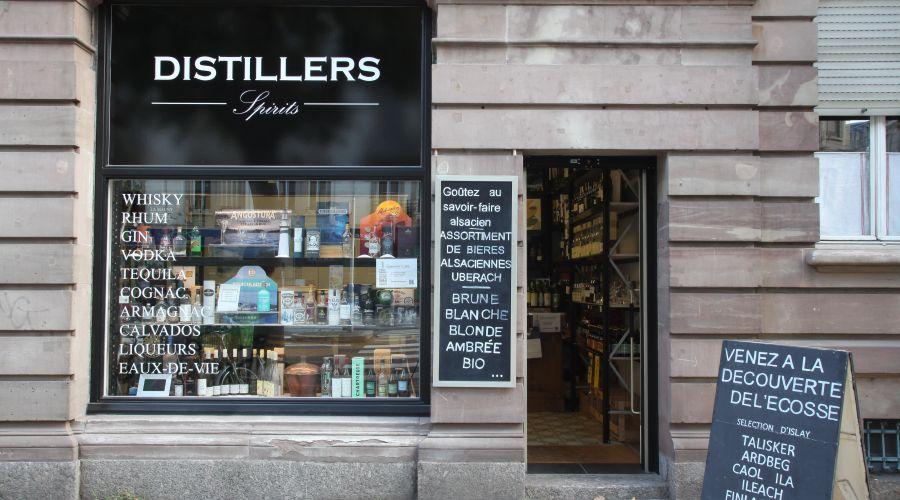 DISTILLERS SPIRITS (Strasbourg) - Strasbourg - Photo principale de commerce