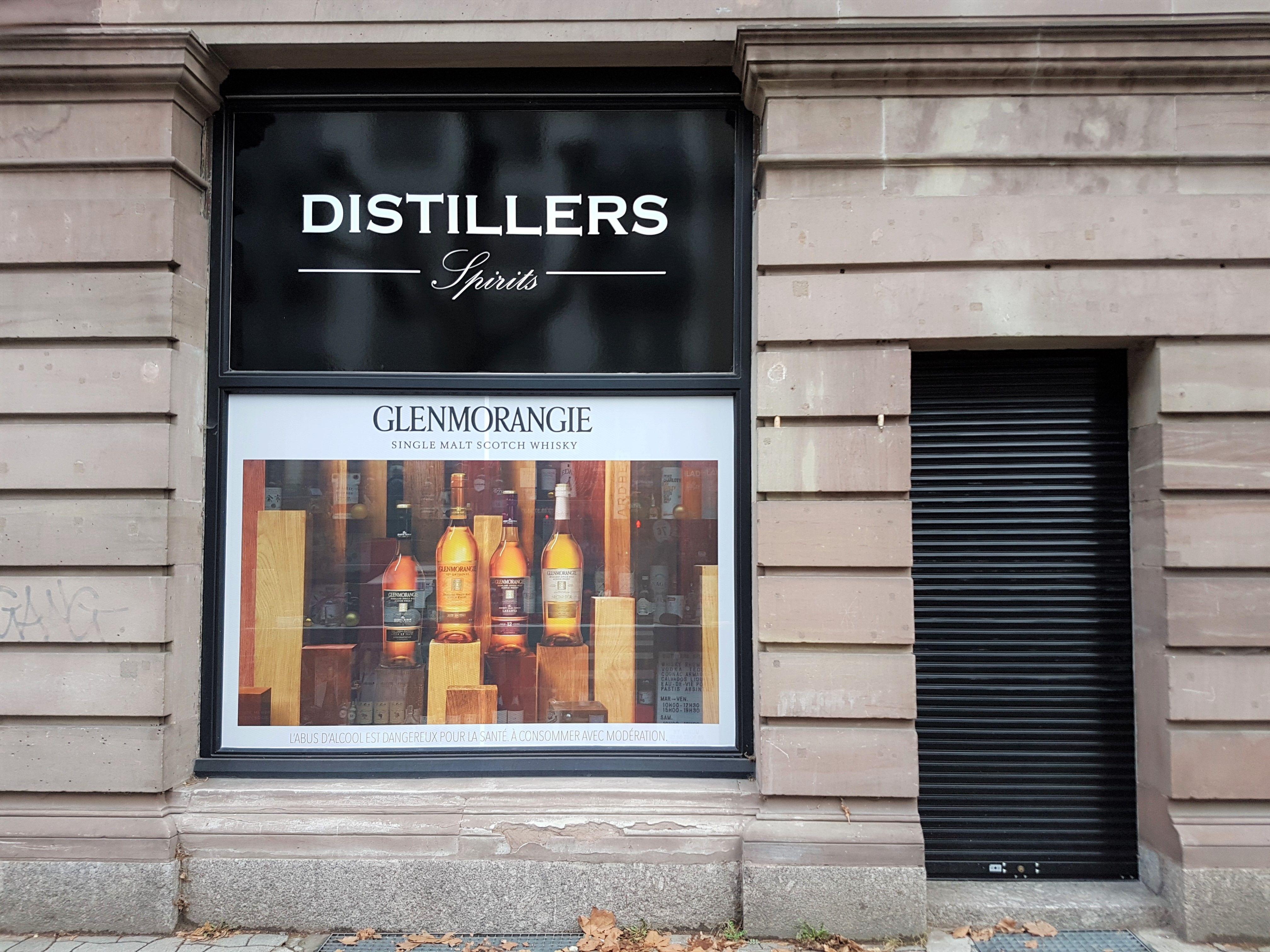 DISTILLERS SPIRITS (Strasbourg) - Strasbourg - Photo de campagne